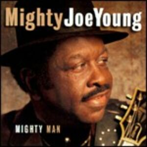 CD Mighty Man di Mighty Joe Young