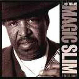 Black Tornado - CD Audio di Magic Slim,Teardrops