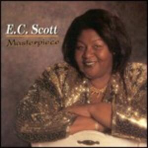 Masterpiece - CD Audio di E.C. Scott