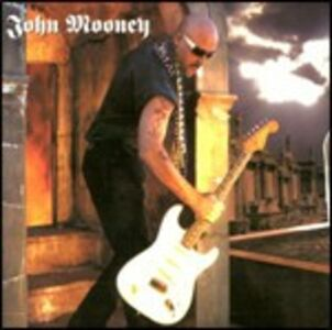 CD Gone to Hell di John Mooney