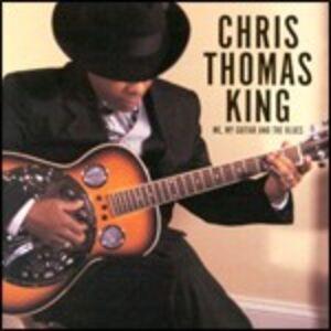 CD Me, my Guitar & the Blues di Chris Thomas King
