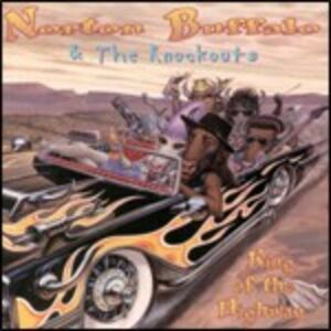CD King of the Highway Norton Buffalo , Knockouts
