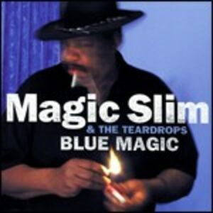 CD Blue Magic Magic Slim , Teardrops