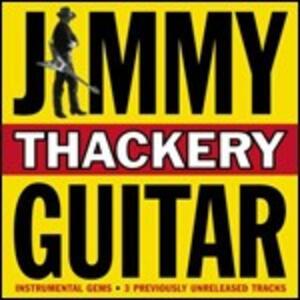 Guitar - Vinile LP di Jimmy Thackery