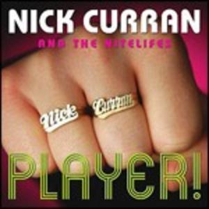 CD Player! Nick Curran , Nitelifes
