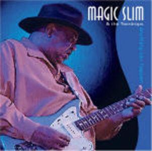 CD Anything Can Happen Magic Slim , Teardrops
