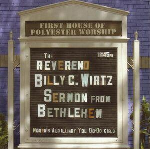 Foto Cover di Sermon from Bethlehem, CD di Reverend Billy C. Wirtz, prodotto da Blind Pig
