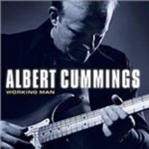 CD Working Man di Albert Cummings