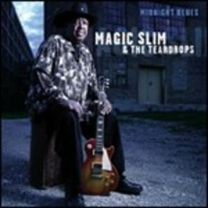 Midnight Blues - CD Audio di Magic Slim,Teardrops