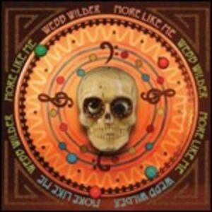 Foto Cover di More Like Me, CD di Webb Wilder, prodotto da Blind Pig