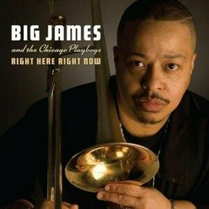 Right Here Right Now - CD Audio di Big James,Chicago Playboys