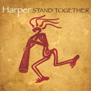 CD Stand Together di Harper