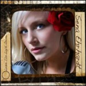 CD Leave the Light on di Sara Ehrhardt