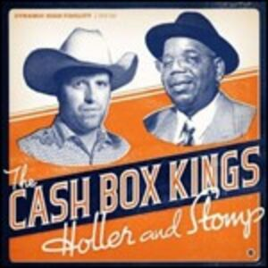 CD Holler and Stomp di Cash Box Kings