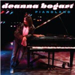 Foto Cover di Pianoland, CD di Deanna Bogart, prodotto da Blind Pig