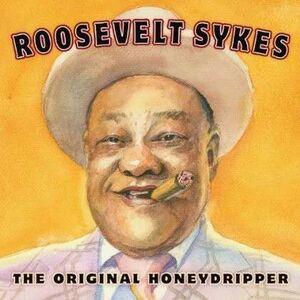 Foto Cover di Original Honeydripper, CD di Roosevelt Sykes, prodotto da Blind Pig