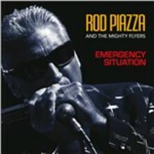 Emergency Situation - CD Audio di Rod Piazza,Mighty Flyers