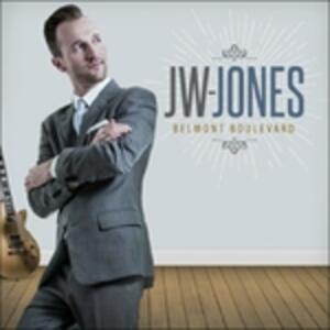 Belmont Boulevard - CD Audio di JW-Jones