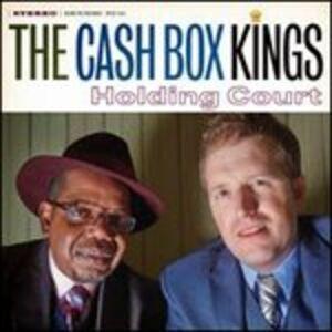 CD Holding Court di Cash Box Kings