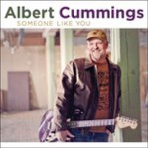 CD Someone Like You di Albert Cummings