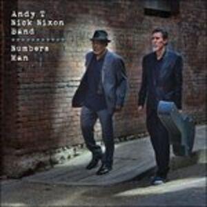 CD Numbers Man Andy T , Nick Nixon (Band) 0