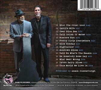 Numbers Man - CD Audio di Andy T,Nick Nixon - 2