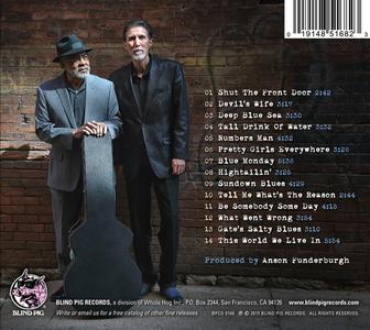 CD Numbers Man Andy T , Nick Nixon (Band) 1