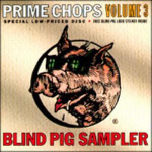 Prime Chops vol.3 - CD Audio