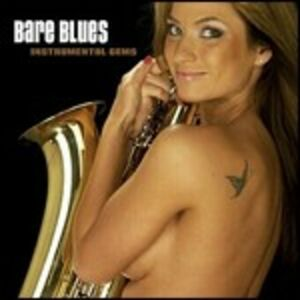 CD Bare Blues Instrumental Gems