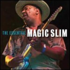The Essential Magic Slim - CD Audio di Magic Slim