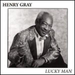 Lucky Man - CD Audio di Henry Gray