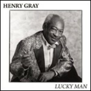 CD Lucky Man di Henry Gray