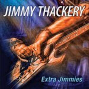 CD Extra Jimmies di Jimmy Thackery