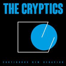 Continuous New Behavior - CD Audio di Cryptics