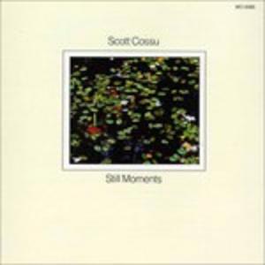 CD Still Moment di Scott Cossu