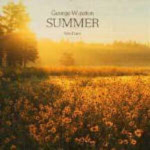 CD Summer di George Winston