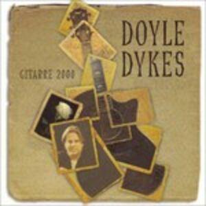 CD Guitar 2000 di Doyle Dykes