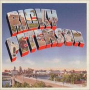 CD Souvenir di Ricky Peterson