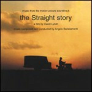 CD Una Storia Vera (The Straight Story) (Colonna Sonora) di Angelo Badalamenti