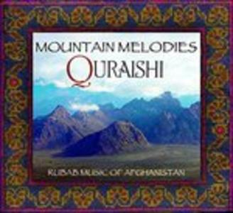 CD Mountain Melodies di Quraishi