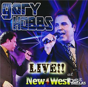 CD Live at the New West di Gary Hobbs