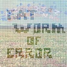 Nzznzzzznnznznnn - Vinile LP di Fat Worm of Error