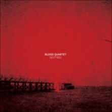 Deep Red - Vinile LP di Blood Quartet