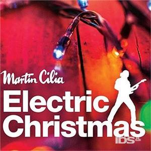 CD Electric Christmas di Martin Cilia