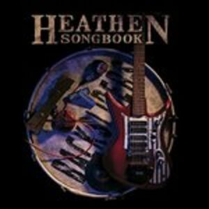 Foto Cover di Heathen Songbook, CD di Backsliders, prodotto da Backslider