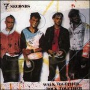 CD Walk Together Rock Together di 7 Seconds