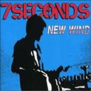 New Wind - CD Audio di 7 Seconds