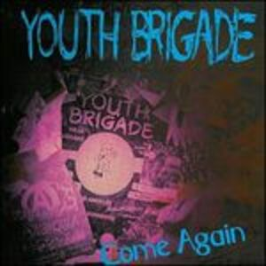 CD Come Again di Youth Brigade
