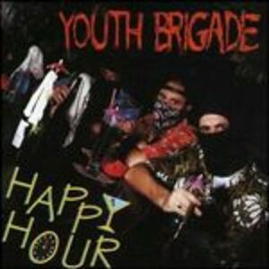 CD Happy Hour di Youth Brigade