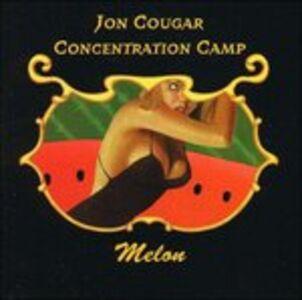 CD Melon di Jon Cougar (Concentration Camp)